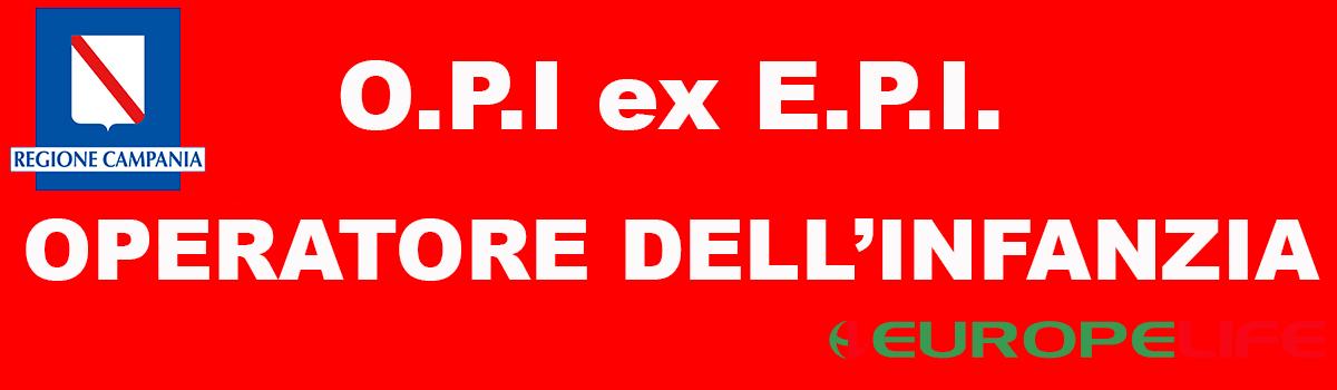 O.P.I. (ex EPI)