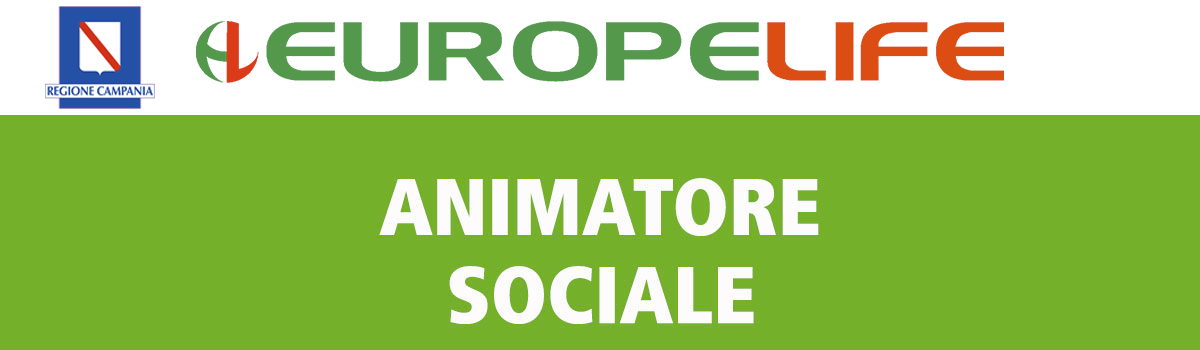 Animatore Sociale