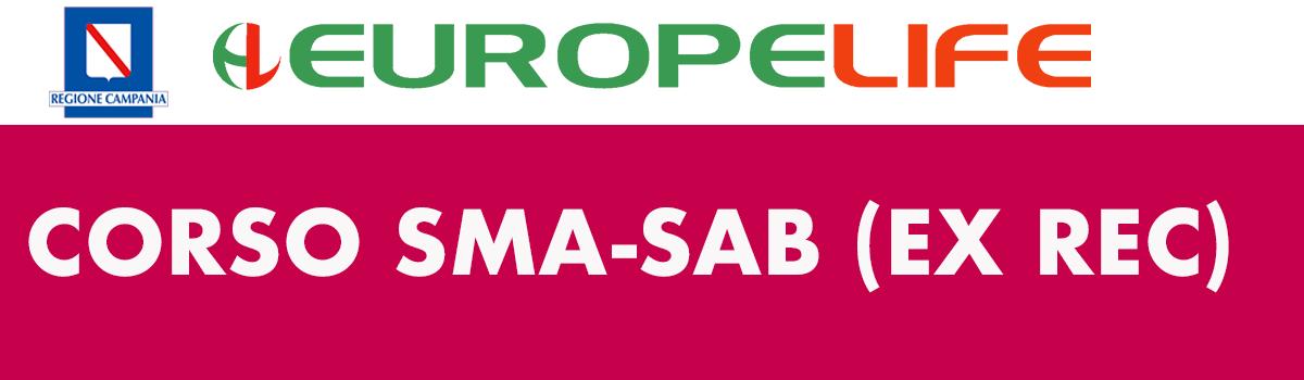 CORSO SMA-SAB (EX REC)